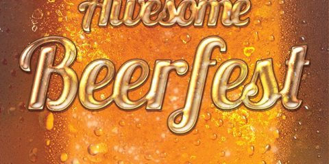 Beerfest Free PSD Flyer Template