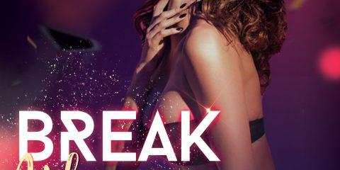 Break Vibe Free PSD Flyer Template download