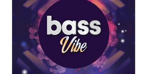Bass Vibe DJ – Free PSD Flyer Template