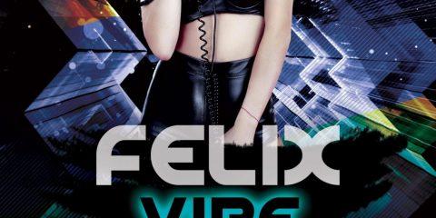Felix Vibe – Free PSD Flyer Template