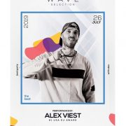 White Party – Free PSD Flyer Template