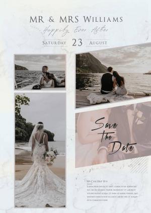 Free Wedding Photography Studio PSD Flyer Template