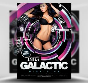 Inter-Galactic Free Flyer Template