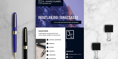 Corporate PSD Free Flyer Template