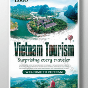 Tour & Travel Free PSD Flyer Template