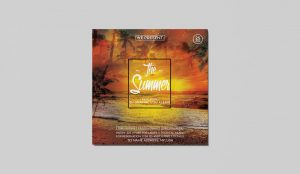 The Summer Sunset Free PSD Flyer Template