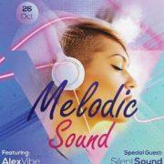 DJ Sound Event Free PSD Flyer Template