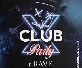 Free Club Party Flyer Template
