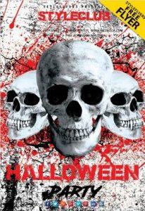 Free Halloween Template