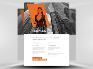 Multiuse Corporate Free Flyer Template