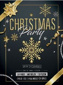Christmas Free Flyer Template