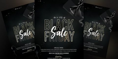 Free Black Friday Flyer