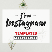 30+ Free Instagram Templates to Download