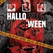 Halloween PSD Flyer Template for Free