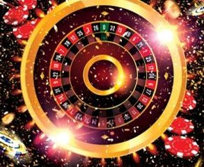 Casino Free PSD Flyer Template