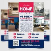 Free Home Sale Flyer Template in PSD